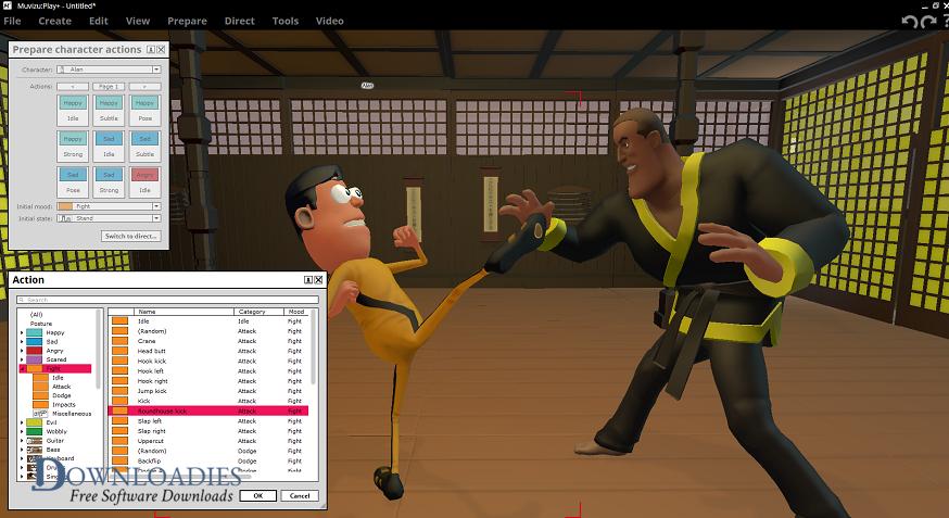Muvizu 3D Animation
