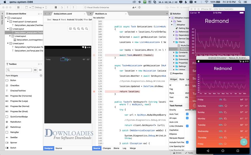 Visual Studio for Mac Free Download