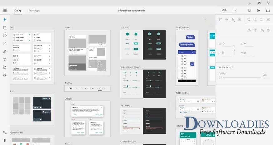 Adobe XD CC 2019 v13 0 for Mac Free - Downloadies