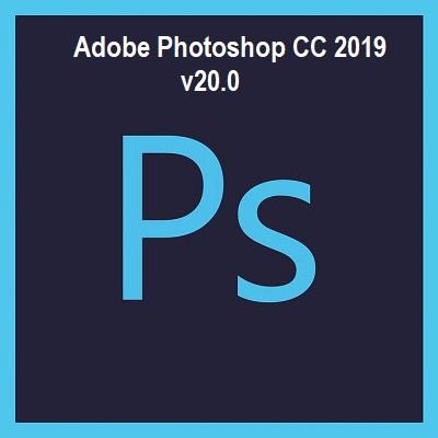 Adobe Photoshop CC 2019 v20.0