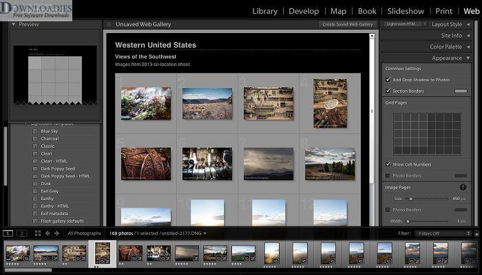 Adobe Photoshop Lightroom Classic CC 2018 version 7.5 for mac