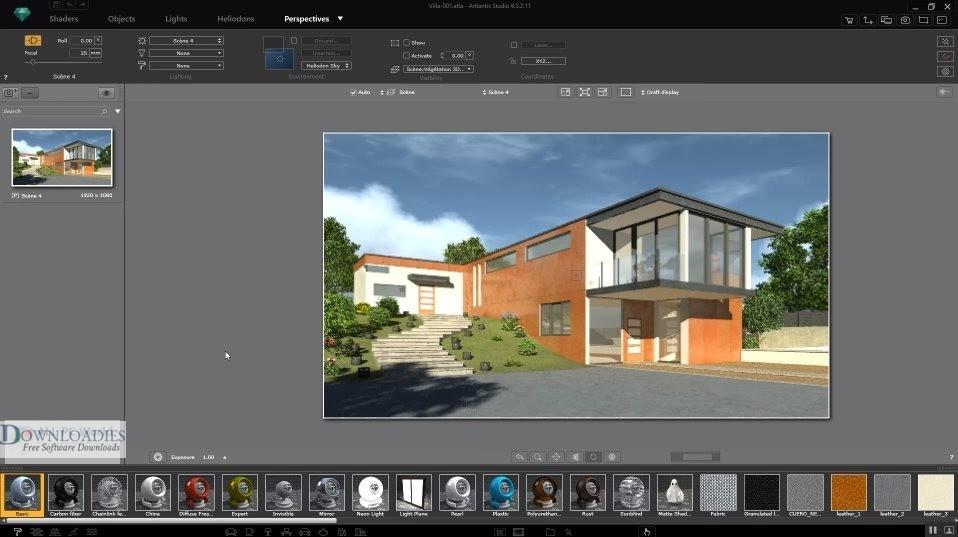 Artlantis Studio 2019 for Mac free download