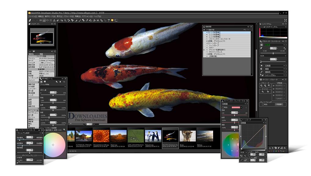 SILKYPIX Developer Studio Pro 9.0 for Mac free download
