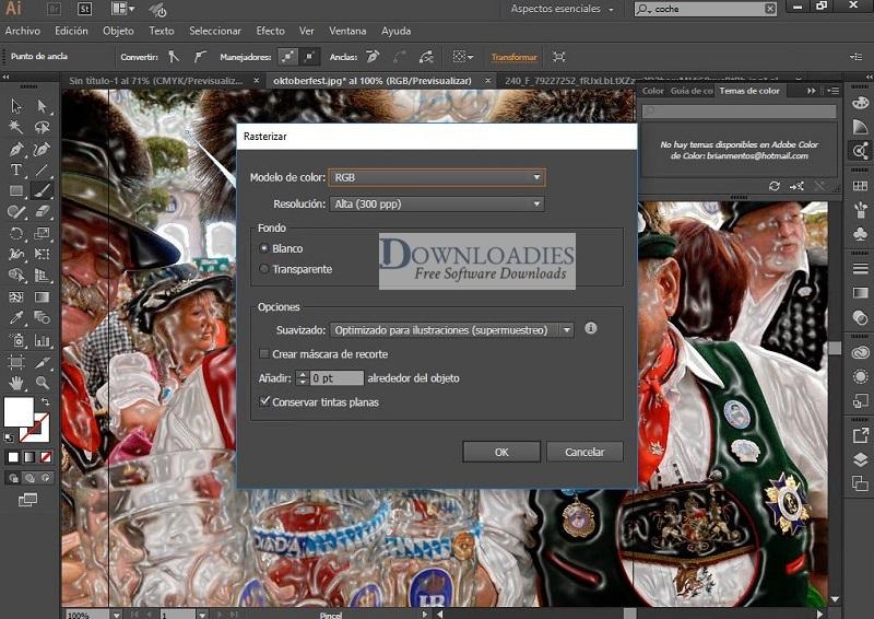 Portable-Adobe-Illustrator-CC-2019-v23, Downloadies.com