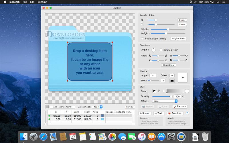 IconStix-3.9-for-Mac Downloadies