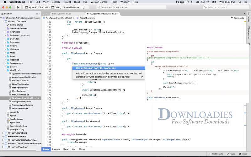 Visual-Studio-8.2.6-for-Mac-Downloadies.com