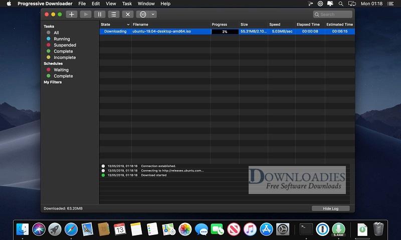 Progressive-Downloader-4.6-for-Mac-Free-Downloadies