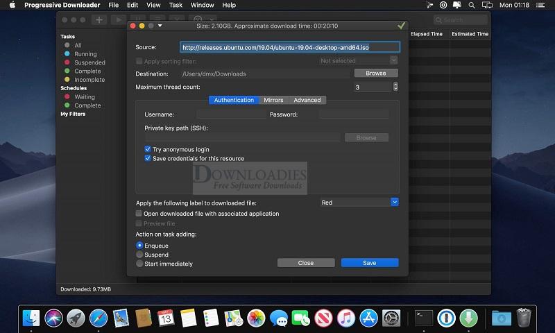 Progressive-Downloader-4.6-for-Mac-Downloader