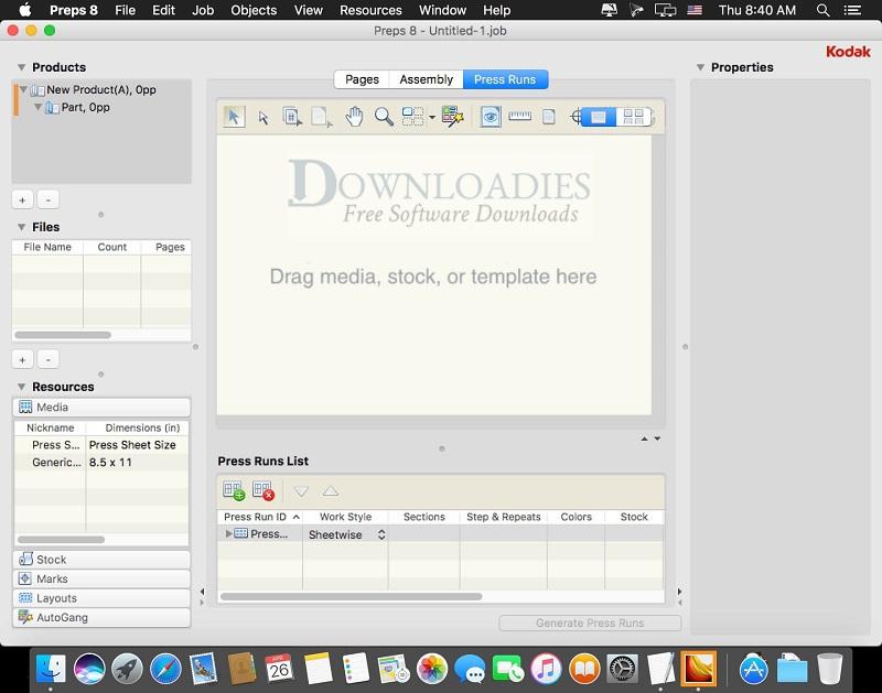 Kodak-Preps-8.4-for-Mac-Downloadies