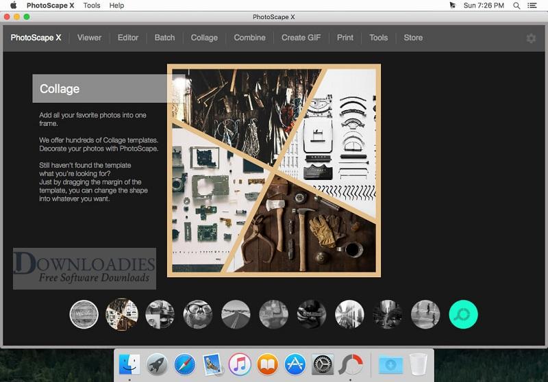 PhotoScape-X-Pro-4.0-for-Mac-Downloadies