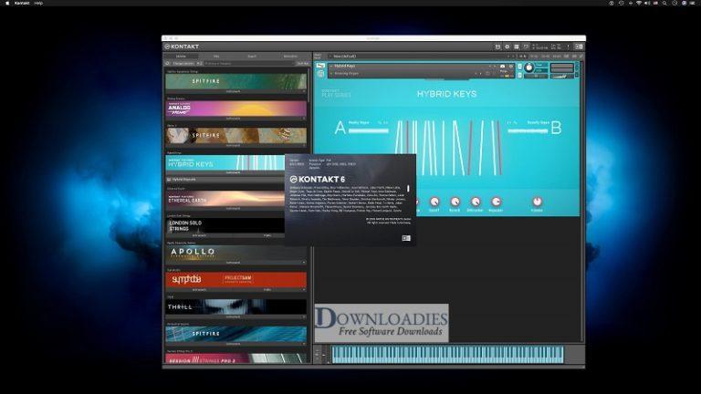 Native-Instruments-Kontakt-v6-for-Mac-Free-Downloadies
