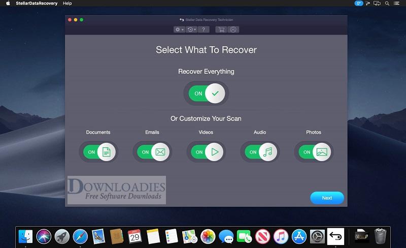 Stellar-Data-Recovery-Technician-9.0.0.5-for-Mac-Free-Downloadies