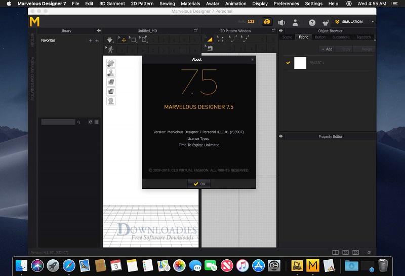 Marvelous-Designer-9-Enterprise-v7.5-for-Mac-Free-Downloadies