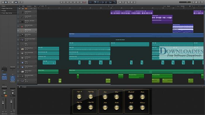 Logic Pro X 10 5 1 For Mac Free Download Downloadies