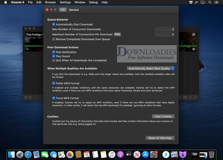 Downie-4.0.17-for-Mac-Free