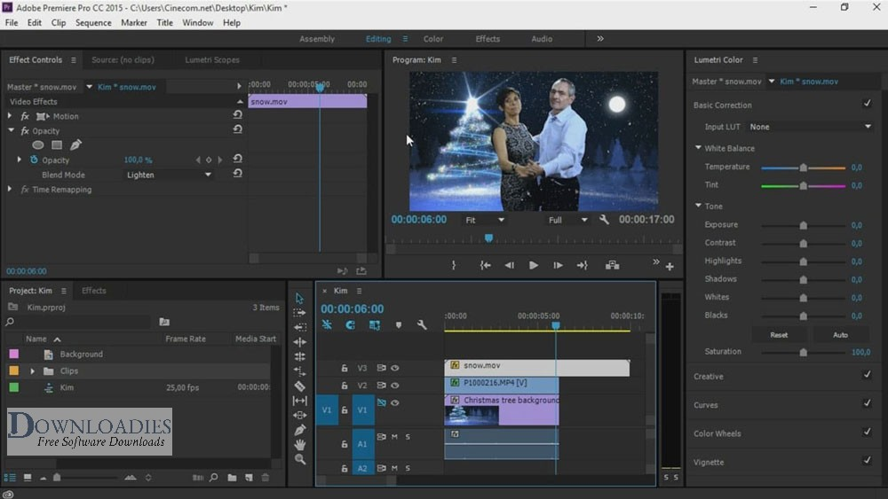 Adobe Premiere Pro CC 2015 Free download Free