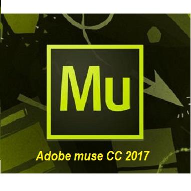 Download Adobe muse CC 2017 Free