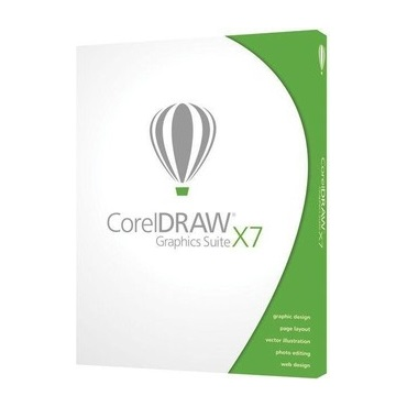 Download Corel DRAW graphics suite X7 Free