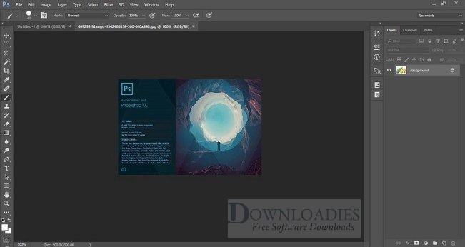 Adobe Photoshop CC 2017 v18 download Free