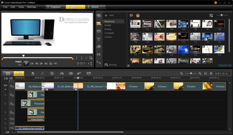 Corel video studio pro X6 Free Download Free