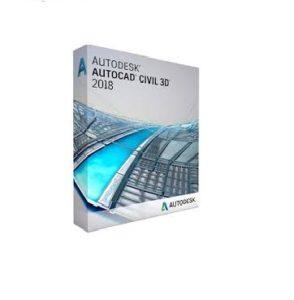 Download AutoCAD Civil 3D 2018 Free