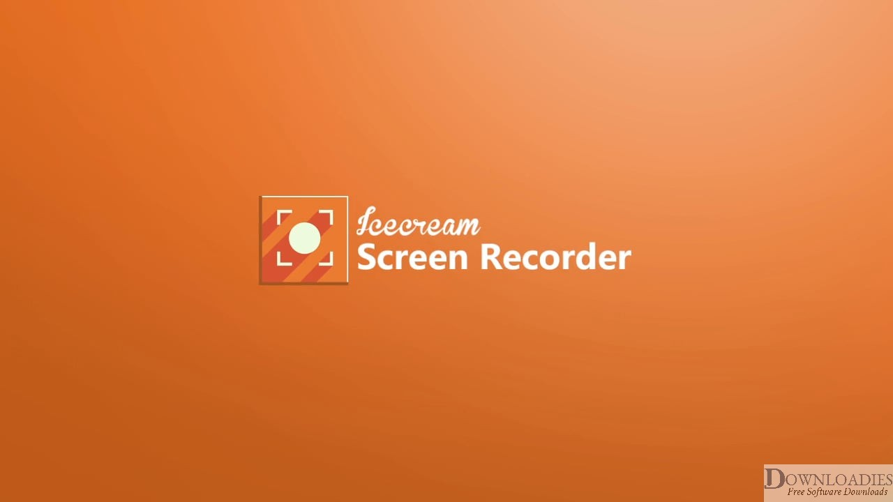 Ice Cream Screen Recorder Download Free