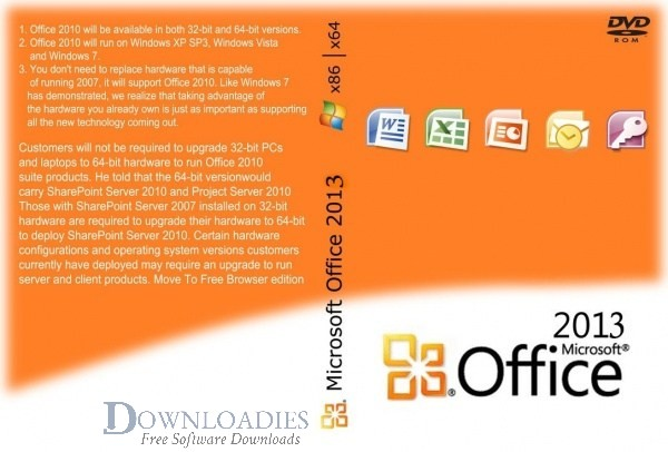 Microsoft office professional 2013 Free Dwnload