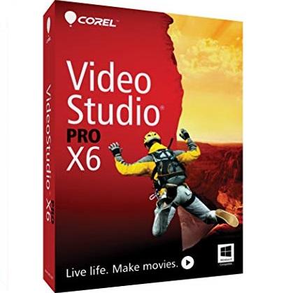 download Corel video studio pro X6 Free