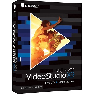Corel VideoStudio Ultimate X9.5