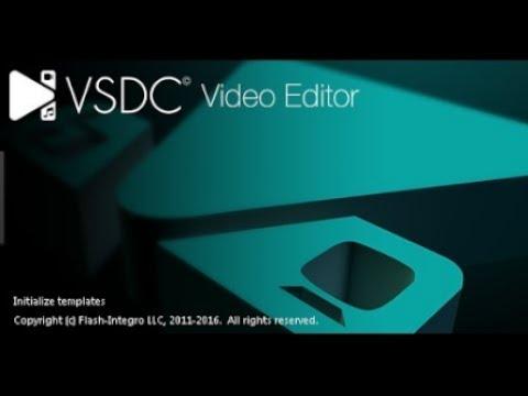 VSDC Video Editor Pro 5.7