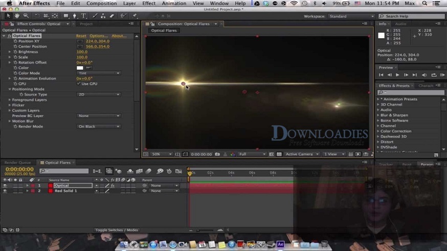 Adobe After Effects CS6 for Mac Free Download