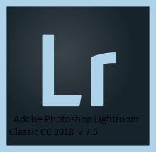 Adobe Photoshop Lightroom Classic CC 2018 version 7.5 featured