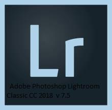 Adobe Photoshop Lightroom Classic CC 2018 version 7.5 featured