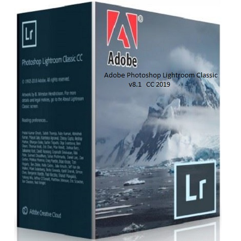 Adobe Photoshop Lightroom Classic CC 2019 featured