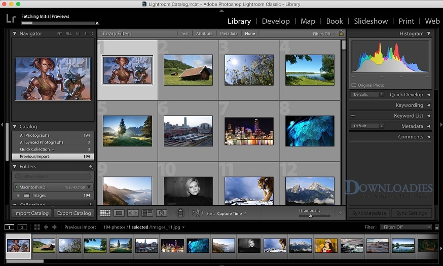 Adobe Photoshop Lightroom Classic CC 2019 v8.2 for Mac