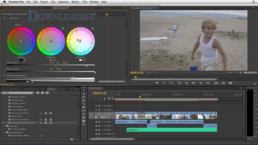 Adobe Premiere Pro CS6 for Mac Free Download