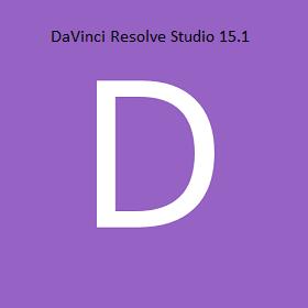 DaVinci Resolve Studio 15.1 for mac featured
