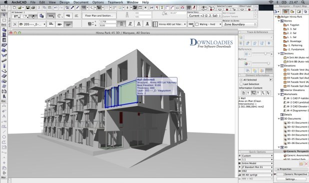Graphisoft ArchiCAD for MAc free download