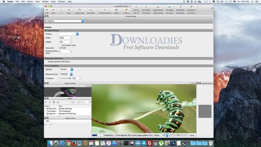 Indigo Renderer 4.0 for Mac Free Download
