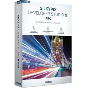 SILKYPIX Developer Studio Pro 9.0 for Mac free download features