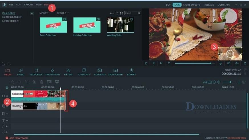 Wondershare Filmora 9.0 for Mac Free Download