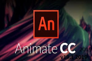 Adobe Animate CC 2019 v19.1 for Mac Free Download featured