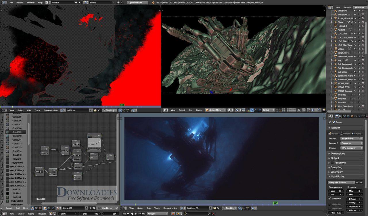 Blender 2.79 for Mac free download