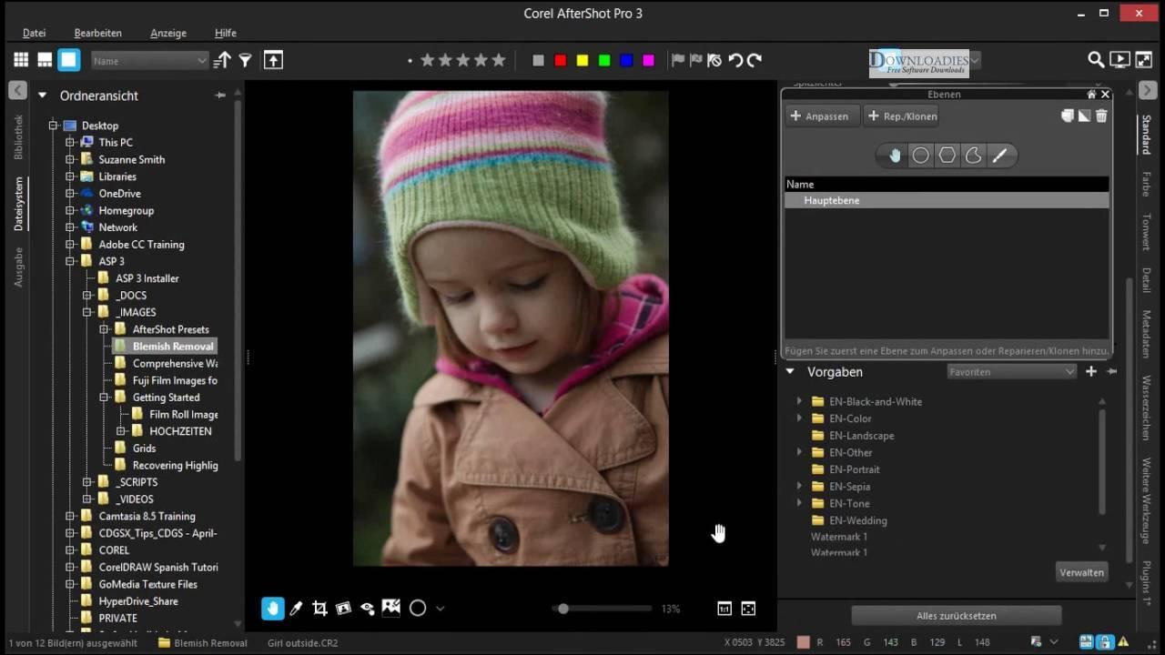Corel AfterShot Prod 3 for ma fre download
