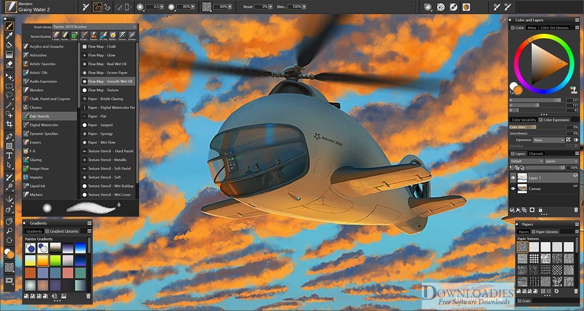 Corel Painter 2019 for mac free download