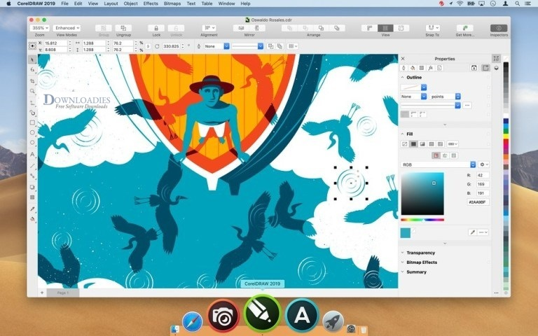CorelDRAW-Graphics-Suite-2019-21.0-for-Mac-Free-Download