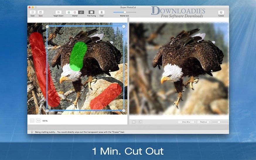 Super PhotoCut v2.7 for Mac Free Download