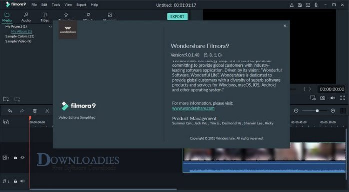 Wondershare-Filmora-9.1-for-Mac