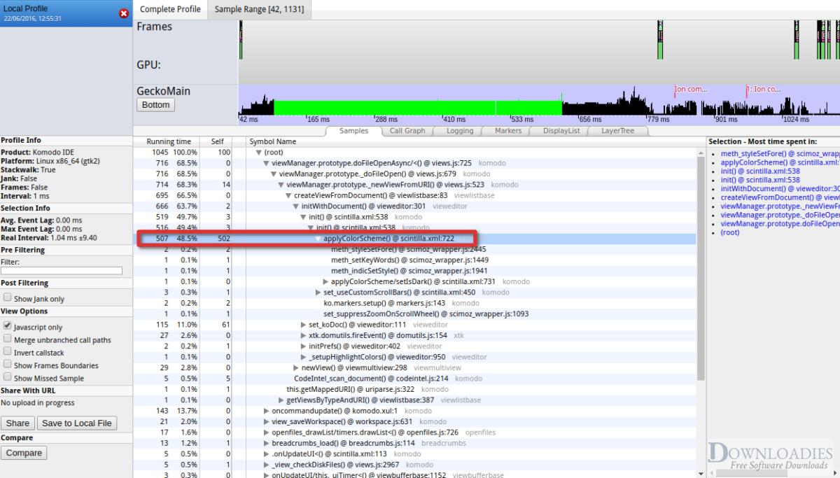 ActiveState Komodo IDE 11.1 for Mac free download (1)