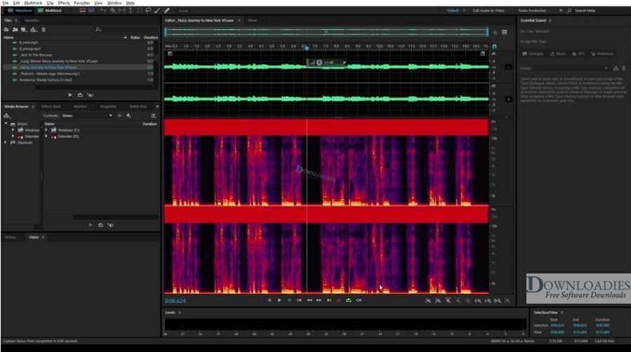 Adobe Prelude CC 2019 V8.1 for Mac Free Download